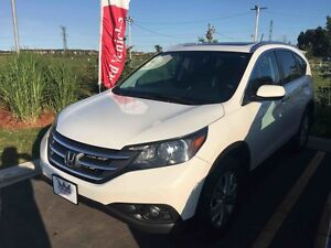 2012 Honda CR-V TOURING, HEATED SEATS, AWD,LEATHER ,SUNROOF THEY