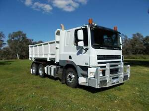 DAF CF 85 Series Tipper South Guildford Swan Area Preview