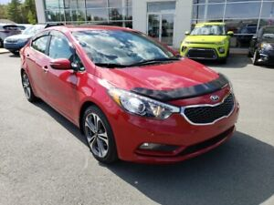 2016 Kia Forte SX. Certified. 6yr 120k war incl. 2 sets tires.