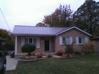 STEEL & ALUMINUM ROOFING INSTALLED AND SUPPLIED  LOW LOW RATES