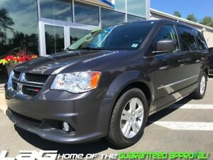 2017 Dodge Grand Caravan CREW PLUS Stow N' Go! Power Lift Gate a