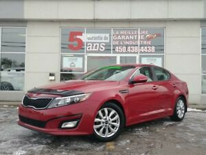 2015 Kia Optima 2015**EX**CUIR**CAMERA RECUL**TEMPERATURE BI-ZON