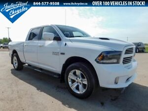 2015 Ram 1500 Sport 4x4 | Leather | Sunroof