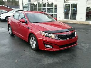 2015 Kia Optima LX Low Millage. Power Seat