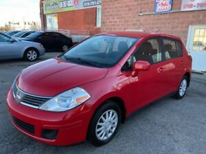 2007 Nissan Versa 1.8 - SAFETY & WARRANTY INCLUDED
