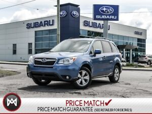 2016 Subaru Forester AWD BACK UP CAMERA LOW LOW KM