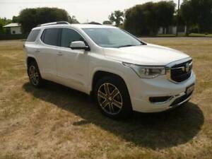2018 HOLDEN ACADIA LTZ-V 2WD , V6 AUTO, 7 SEAT WAGON. Holbrook Greater Hume Area Preview