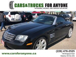 2005 Chrysler Crossfire Limited l Convertible l No Accidents l A