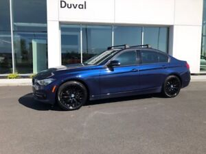 2016 BMW 3 Series 320i xDrive - AWD, 8 MAGS, BLUETHOOT