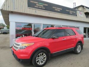 2013 Ford Explorer XLT,4WD,ALLOYS,FOG LIGHTS,TOUCH SCREEN,HEATED
