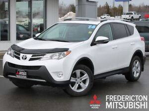 2014 Toyota RAV4 XLE FWD | REDUCED | HEATED SEATS | SUNROOF