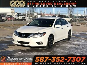 2018 Nissan Altima 2.5 SV / Back Up Camera / Heated Seats