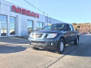 2017 Nissan Frontier SV 4X4 READY FOR WORK!