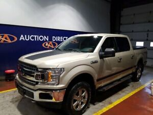2018 Ford F-150 XLT XTR PACK! CHROME RIMS!CREW! 5.0L! RUNNING...