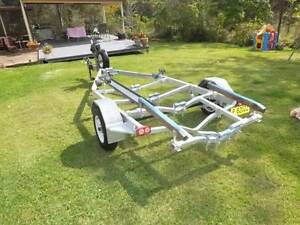 Felk Boat Trailer Bolwarra Heights Maitland Area Preview