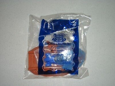HOT WHEELS HIGHWAY 35 WORLD RACE WAVE RIPPERS #2 2003 McDONALDS HAPPY MEAL TOY