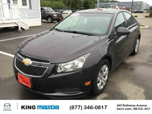 2014 Chevrolet Cruze 1LT...TURBO...AIR..AUTO...CRUISE..POWER GRO