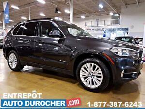 2014 BMW X5 XDrive35i  AWD - AUTOMATIQUE - TOIT OUVRANT - CUIR