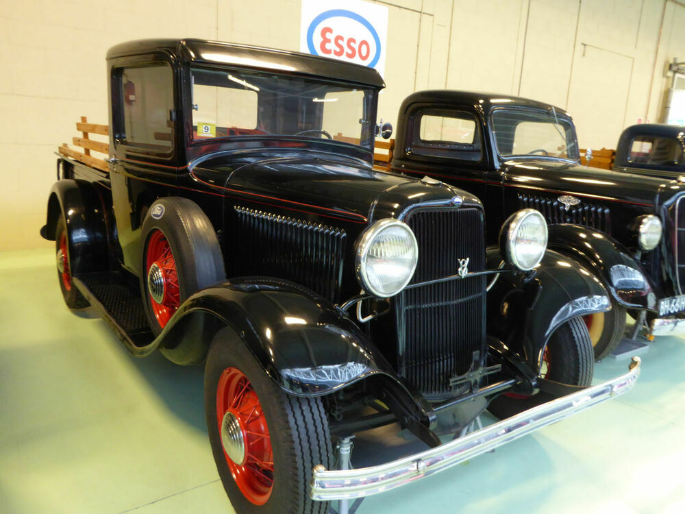 Ford 830 46 Pickup 1933