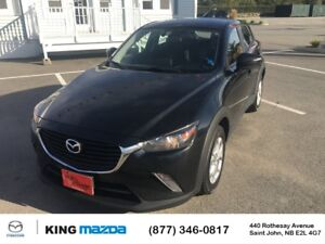 2016 Mazda CX-3 GS ALL WHEEL DRIVE..HEATED SEATS..BACKUP CAM..AL