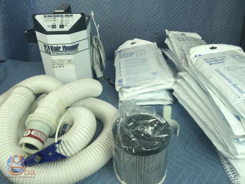 * NEW * Arizant 3M Bair Hugger 505 Patient Warming System Hose w/ Warranty