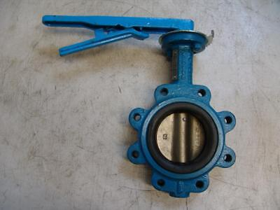 Watts 4 Butterfly Valve Epdm Bf Series With Handle