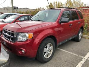 2009 Ford Escape XLT 4WD *167,000KM ONLY!* WINTER READY! XLT 4WD