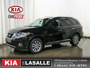 2013 Nissan Pathfinder SL AWD // 7 Passagers // Cuir // Camera .