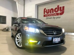 2013 Honda Accord Sedan Touring w/power seat, leather, navi EXCE