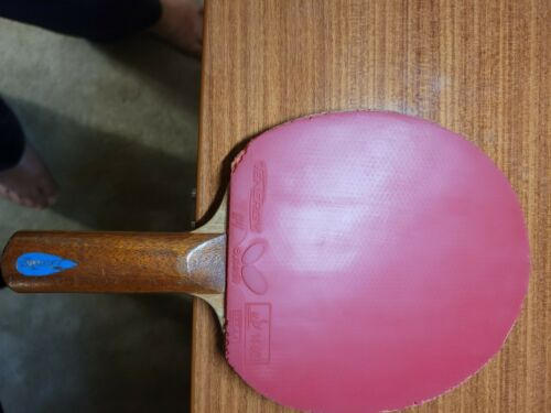 Dunlop Barna Super Table Tennis Paddle