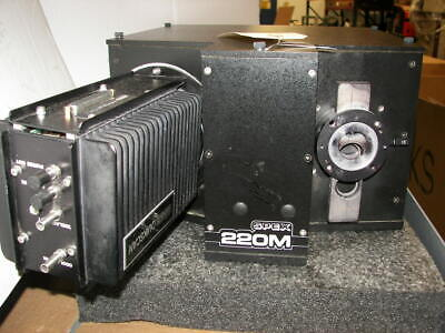 Spex 220m Monochromator Model S0003 Jobin Yvon Spex Quick Scan Model 1024