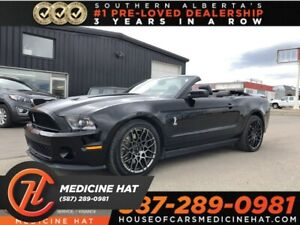 2010 Ford Mustang Sheby GT500