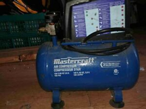 MasterCraft 2 Gallon Air Compressor