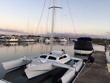 Farrier trimaran sail boat Cedar Vale Logan Area Preview