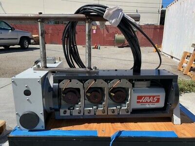 Haas Cnc T5c3 5 Axis 901024b Trunion