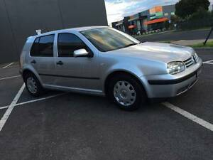 2002 Volkswagen Golf 5dr Auto - 6 Months rego and RWC Footscray Maribyrnong Area Preview