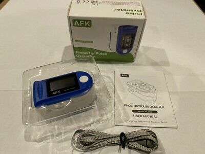Oled Finger Pulse Oximeter Blood Oxygen Meter Spo2 Heart Rate Saturation Monitor