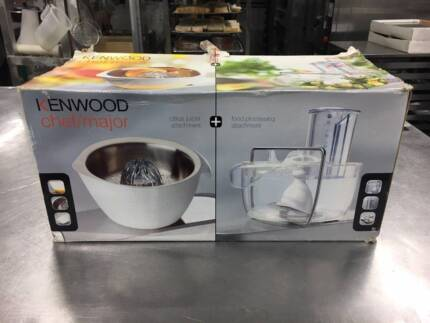 Kenwood Citrus Juicer And Food Processor Attachment Pack -