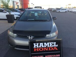 2006 Honda Civic Cpe DX-G