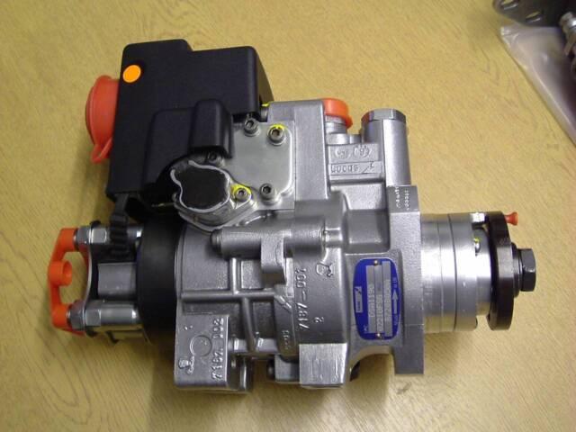 Ford Transit Vg Diesel Injector Pump Lucas Epic Overhauled