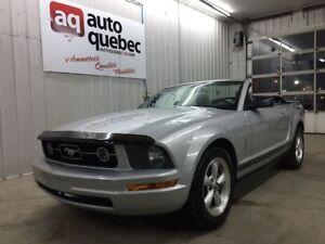 2007 Ford Mustang Décapotable Garantie 1 an ou 15 000 km