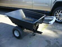 TIPPING TRAILER KARTS 4 Mowers - Quads - Tractors Eden Hill Bassendean Area Preview