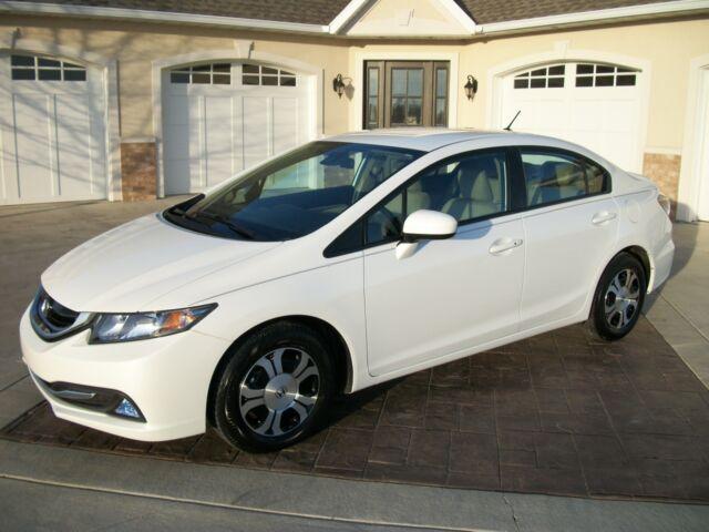 Image 1 of Honda: Civic IMA HYBRID…