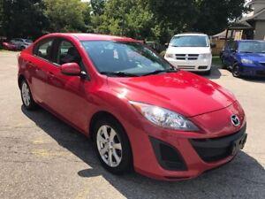 2011 Mazda MAZDA3 GX - NO ACCIDENT - SAFETY & WARRANTY INCLUDED