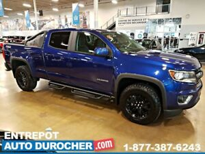 2016 Chevrolet Colorado 4X4 Z71 Automatique - NAVIGATION - Camér