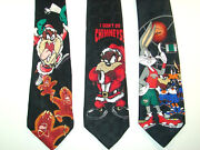 Cartoon Tie Lot