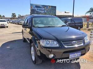 Ford Territory Wagon - GHIA AWD, Top Of The Range. Kenwick Gosnells Area Preview