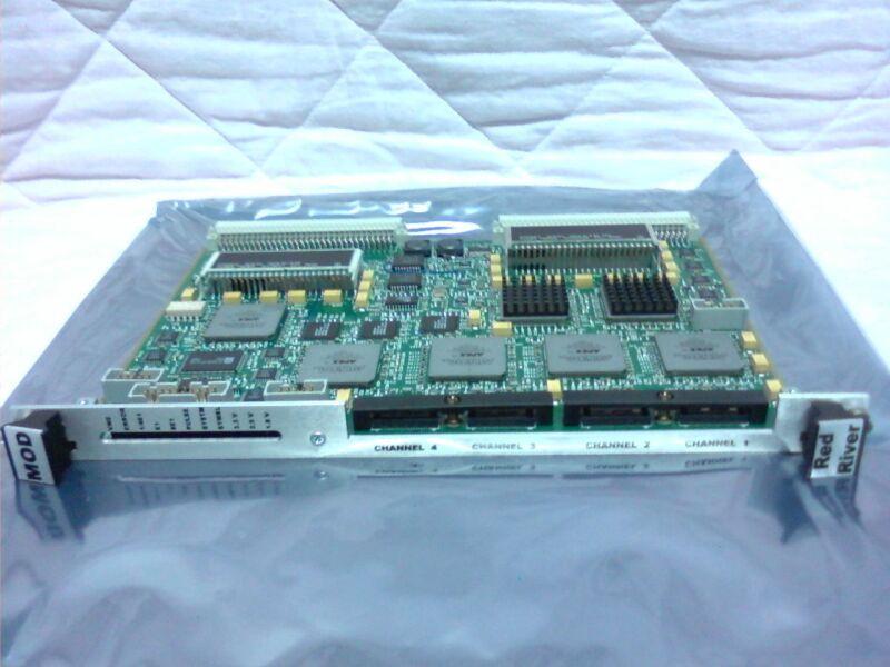 VME Modulator Red River STE Board PWB-907-001-R00 / Power Trends Converters