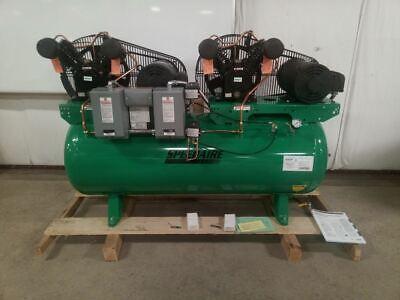 Speedaire 5z702 3 Hp 1050 Rpm 208 To 240 480vac 80 Gal Electric Air Compressor