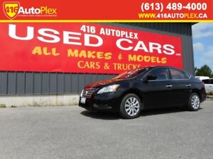 2014 Nissan Sentra Auto Air Only 35K
